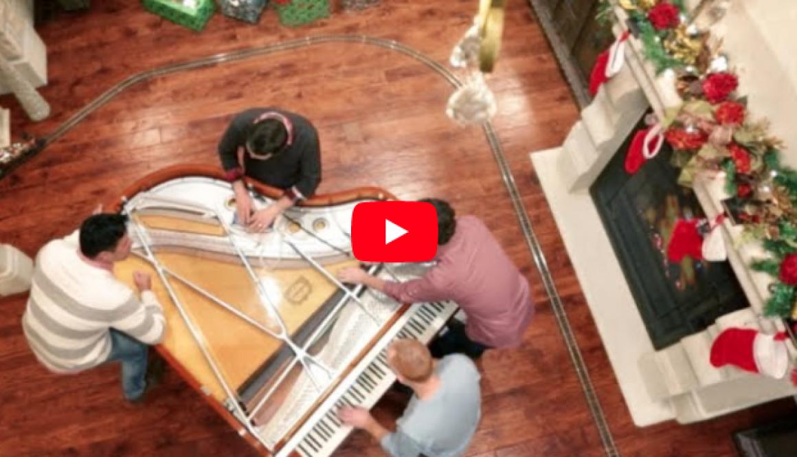 Christmas Piano Guys