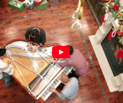 Christmas Piano Guys