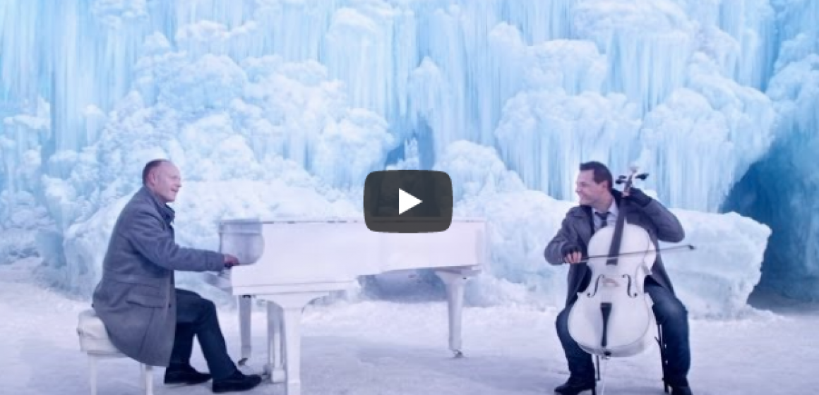 Frozen Piano Guys
